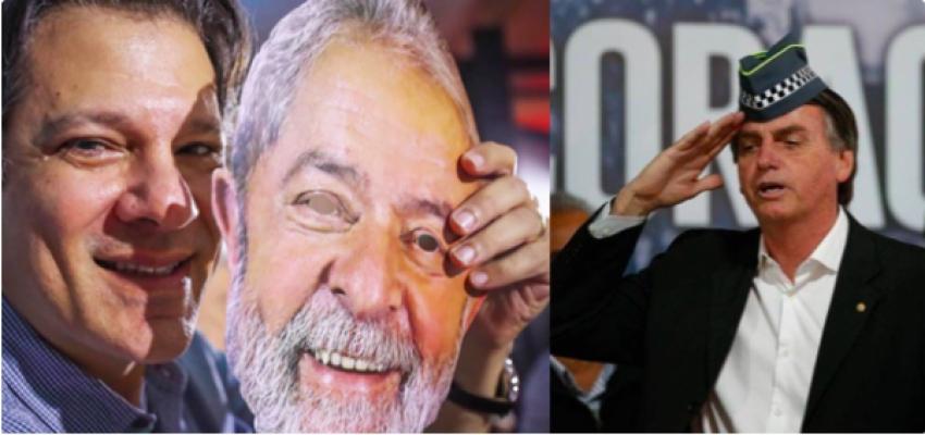 Datafolha: a semana foi de Bolsonaro e Haddad, por Marcos Soares