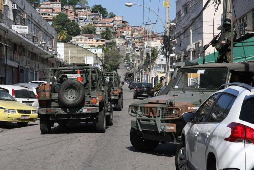 Rio de Janeiro registra 71ª morte de policial militar no ano
