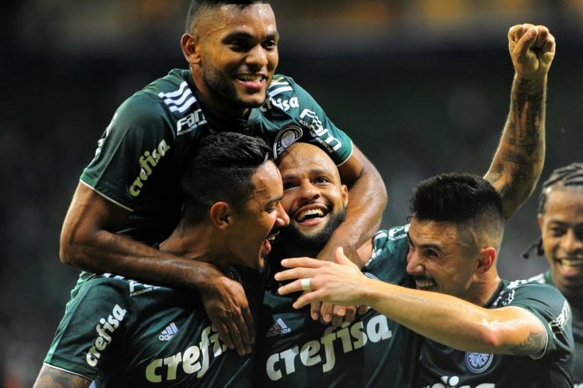 Atuações: ataque sobra e comanda boa vitória do Palmeiras contra o Bahia